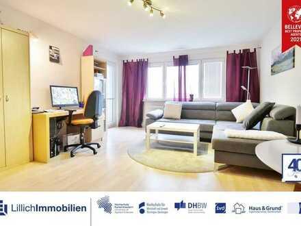 Attraktive 3,5-Zimmerwohnung mit EBK und Balkon sucht langfristigen Mieter!