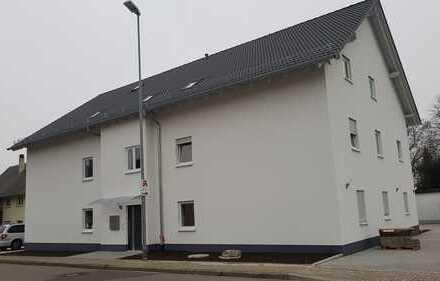 Neubau - großzügige 2 Zimmer EG-Wohnung zu verkaufen