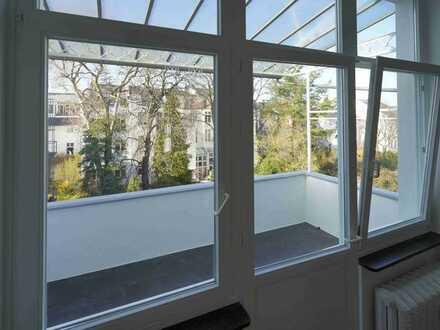 Vollständig renovierte, ruhige 3-Zimmer-Wohnung mit Balkon