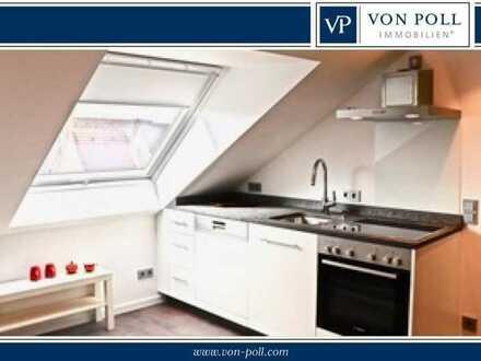 Charmante Dachgeschosswohnung in Angelmodde zu vermieten!