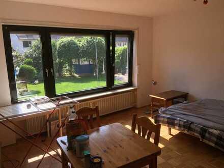 *Provisionsfrei* möbliertes EG-Apartment Einbauküche, Mannheim, Wallstadt
