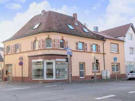 Kapitalanlage oder Eigenheim: Vermietetes 1-Zimmer-Apartment zentral in LU-Oggersheim