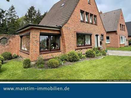 Gepflegtes Einfamilienhaus in schöner Lage von Heide