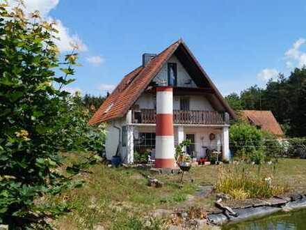 An alle Naturliebhaber: EFH mit Gestaltungspotenzial in idyllischer Lage +++ Großes Grundstück