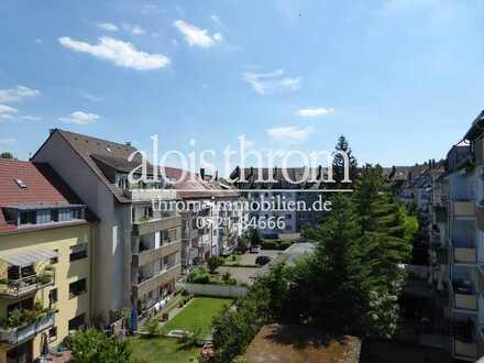 Keinen über sich - 3-ZW Südweststadt mit 2 Balkonen