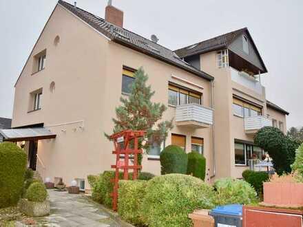 Großzügige Wohnung mit zwei Balkonen in Bestlage!