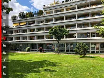 Bezugsfreies Appartement mit grünem Ausblick!