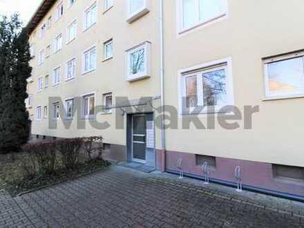 Eigenheim oder Kapitalanlage: 3-Zi.-ETW mit Balkon und viel Gestaltungspotenzial in Nieder-Eschbach