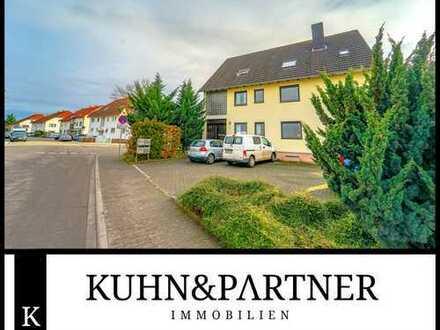 Haßloch | Ideale Altersvorsorge, freundliche 2 Zimmer Wohnung mit Balkon und Stellplatz