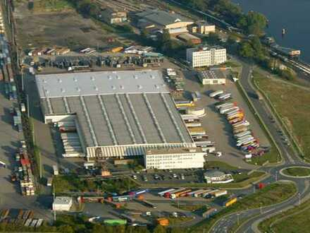 Logistik-/Lagerfläche im Ruhrgebiet