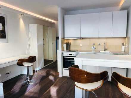 Brand NEU! Kernsaniertes 1-Zimmer-Apartment