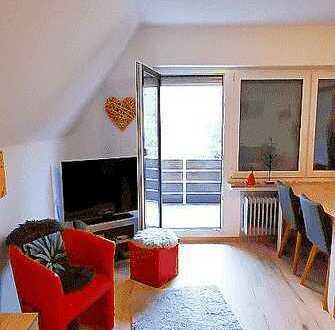 Möblierte frisch renovierte 1-Zimmer-Wohnung mit Pool und Sauna