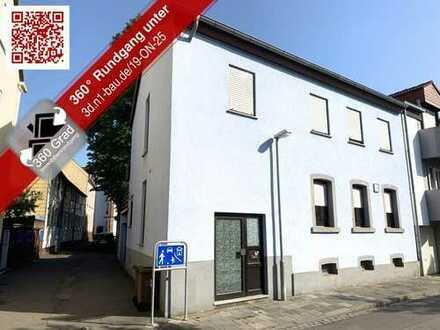 Nähe Mainzer Tor - Gepflegtes Einfamilienhaus mit Garage und großer Terrasse