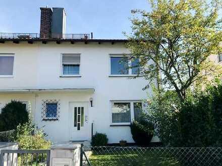 2.470 €, moderne Doppelhaushälfte mit 183 m² Gesamtfläche in Untermenzing zu vermieten