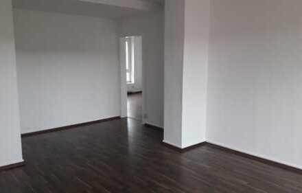 Erstbezug nach Sanierung: exklusive 2-Zimmer-Wohnung mit Balkon in Frankfurt am Main