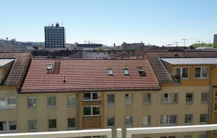Schöne vier Zimmer Wohnung in Darmstadt, Darmstadt-Mitte