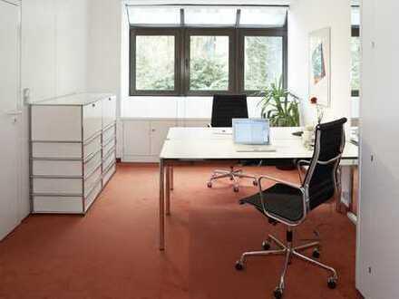 Büro, Virtual Office und Geschäftsadresse in Münchens beliebtem Stadtteil Lehel