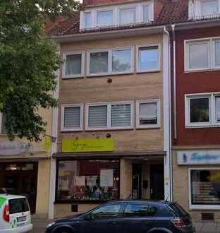 Ladengeschäft in der Admiralstraße - Findorff
