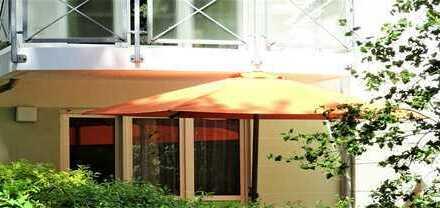 LEHNITZSEE-IMMOBILIEN: ETW im EG mit Garten und Terrasse