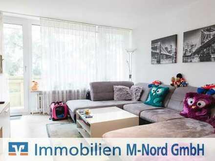 3-Zimmer-Wohnung mit tollem Grundriss zur Kapitalanlage oder Selbstbezug
