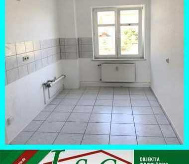 Kleine 3-Raum Wohnung mit Eckwanne im EG auf der Dorfstraße! AB 01.11.2019!