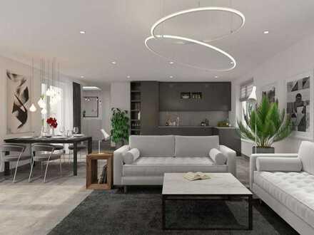 Viel Raum & Licht: Elegante 3-Zimmer-Wohnung mit schöner Dachterrasse in idealer Lage