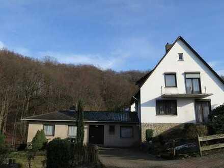 Einfamilienhaus mit Anbau in naturnaher Wohnlage von Bad Eilsen