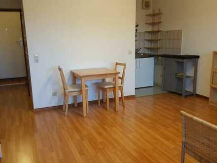 Sehr gepflegte 1-Zimmer-Wohnung mit Balkon in Freiburg im Breisgau