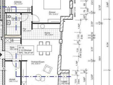 Neubau-Eigentumswohnung im Kamener Zentrum