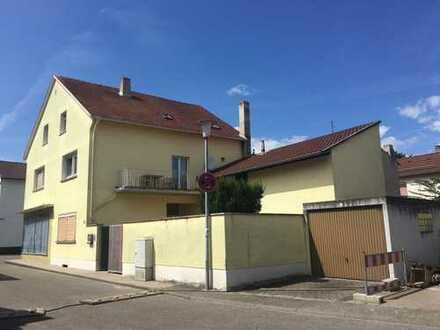 Reserviert - WG-Zimmer im 160qm großen Haus im Bobenheim-Roxheim