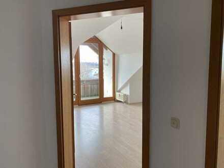 Ansprechende 3-Zimmer-Wohnung mit Balkon in Meitingen