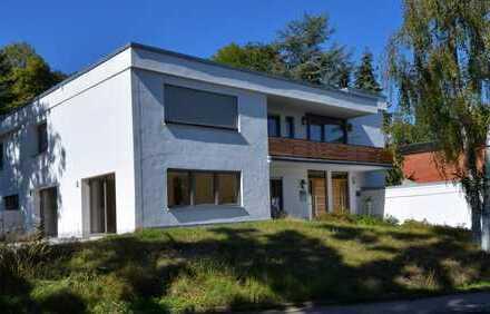 Komfortable 4-Zimmer-Wohnung in sehr ruhiger Top-Hanglage im Westen von Augsburg