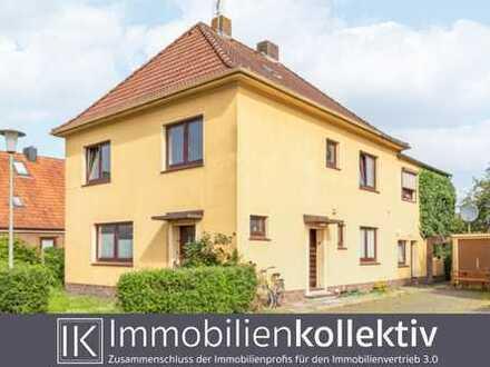 Viel Platz & ca. 320 qm Wohn-/ Nutzfläche: 3 Wohneinheiten in gesuchter Lage nahe der Weser !!!