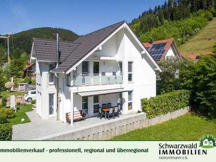 Wunderschönes Einfamilienhaus mit besonderer Note in Neubaugebiet von Schenkenzell