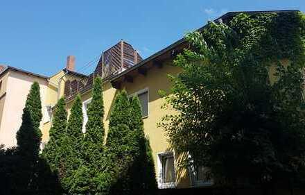 12 ETW / Stadt Villa mit Neubau Anbau Nordstadt