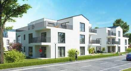 """All In"" Exklusives Penthouse in hochwertiger moderner Wohnanlage nahe Hannover"