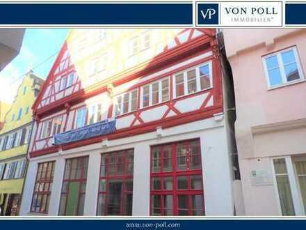 Erstbezug: 2-Zimmer-Wohnung mit Aufzug in der Nördlinger Altstadt