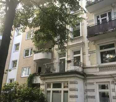 Roonstr. im Generalsviertel - 2 Zimmer mit Balkon, Wohnküche und TG Stellplatz