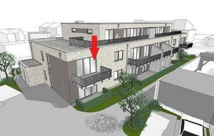 Schöne, große Neubauwohnung mit Balkon (Whg. 10)