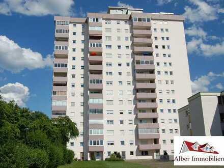 Gepflegte 2-Zimmerwohnung mit schöner Aussicht in Albstadt-Ebingen