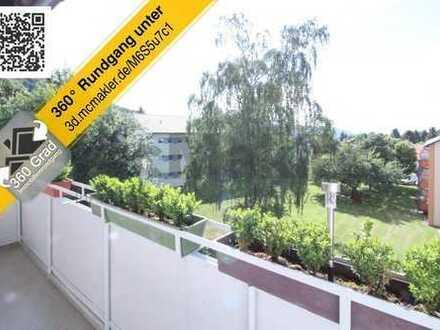 Eigentumswohnung am Fuße des Brockens mit Balkon!