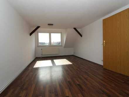 Dachgeschosswohnung sucht Single