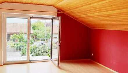 2-Zimmer-Wohnung im DG in Landau-Godramstein