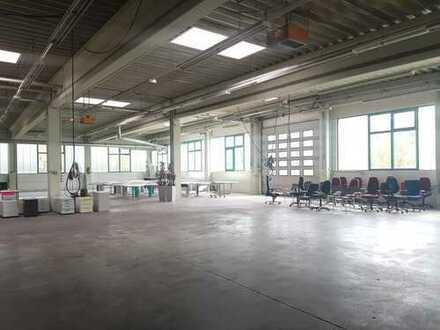 Produktionsstandort im Gewerbegebiet