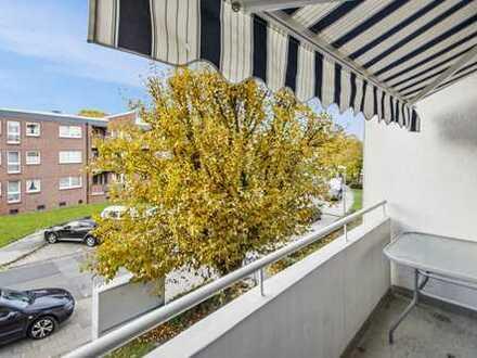Gemütliche 3-Raum Wohnung mit Balkon und 2 Stellplätzen in Schonnebeck