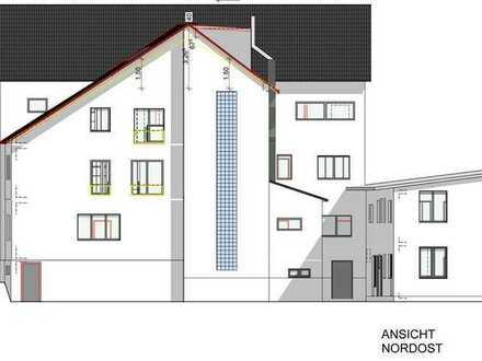 Einfamilienhaus, Erstbezug, Anbau des ehemaligen Hotel Vorspessart, vollständig saniert/modernisiert
