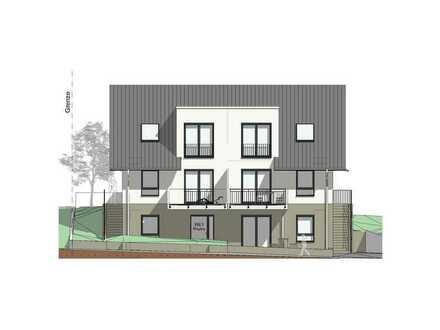 Wohnung Nr. 3 - Maisonette-Wohnung EG-DG