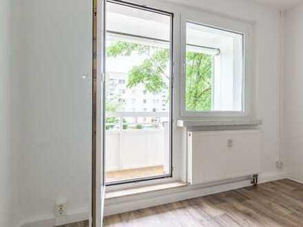 3-Raum Wohnung mit schönem Balkon