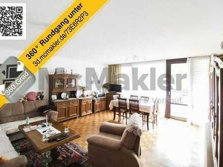 Gepflegte 2-Zimmer-Wohnung mit Loggia in ruhiger Lage von Köln-Weiden! Auch ideal als Kapitalanlage!