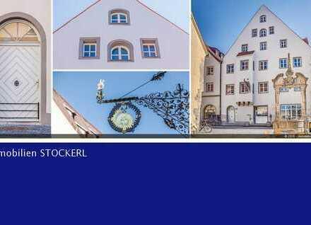 ***Attraktive Galeriewohnung an der Steinernen Brücke - Regensburg***
